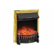 Электрокамин Royal Flame Fobos FX Brass